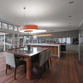 Gladesville New House by with LZF Saturnia
