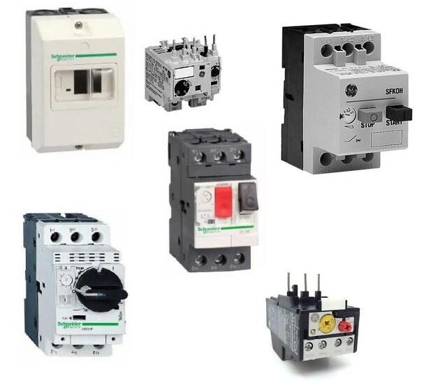 Thermal relays