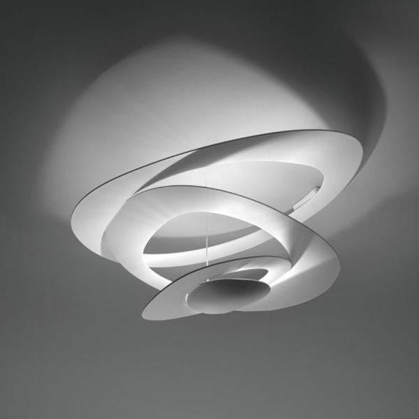 Artemide Pirce ceiling led AR 1253010A White