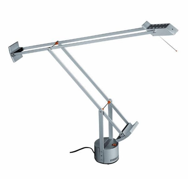 Artemide Tizio Tavolo AR A009050 Aluminium grey
