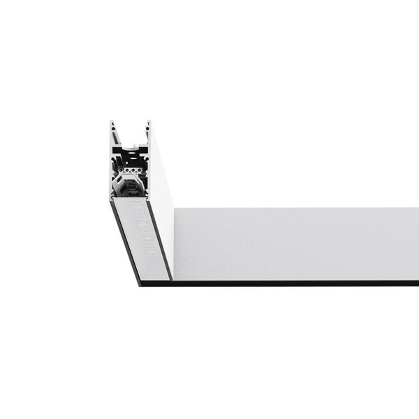 Artemide Architectural A.24 Angle element 90° AR AQ20501 White