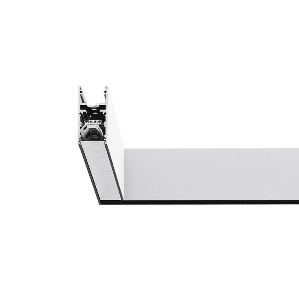 Artemide Architectural A.24 Angle element 90° AR AQ27201 White