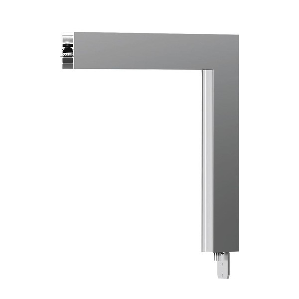 Artemide Architectural A.24 Angle element 90° perpendicular AR AQ27301 White