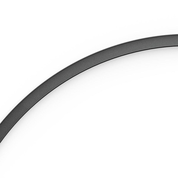Artemide Architectural A.24 Curved Elements α = 90° AR AQ51004 Black