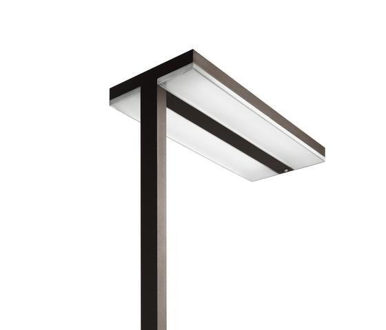 Artemide Architectural Chocolate LED 1-desk AR M036216 Brown