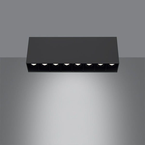 Artemide Architectural Sharp SMD 8L DALI AR AF47804 Black