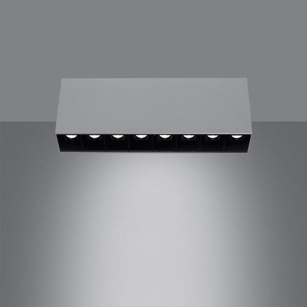 Artemide Architectural Sharp SMD 8L DALI AR AF47805 Silver