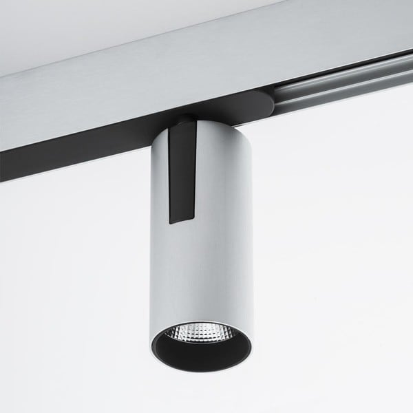 Artemide Architectural Vector 55 Zoom Magnetic AR AP15415 Silver