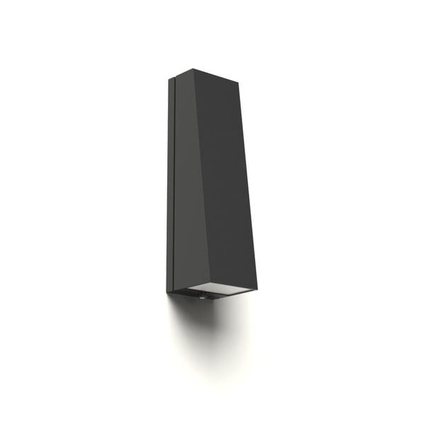 Bega Wall luminaires shielded, for installation on columns and wall faces BE 33514K4 Graphite