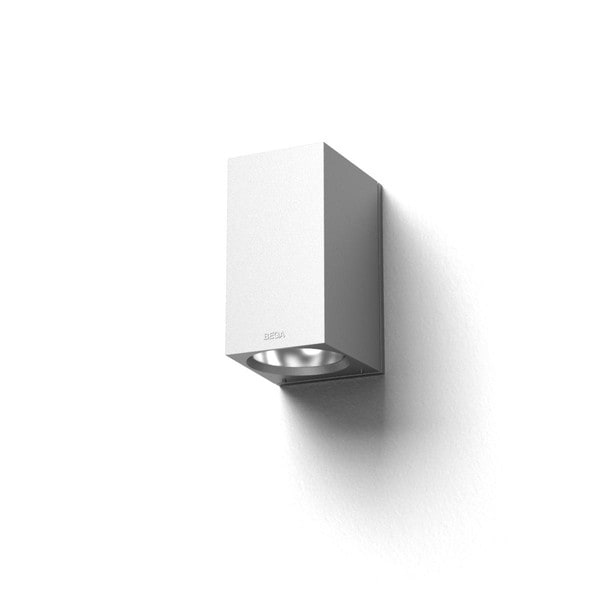 Bega Wall luminaires with two-sided light output, to illuminate the wall and ceiling surfaces BE 33591AK4 Silver