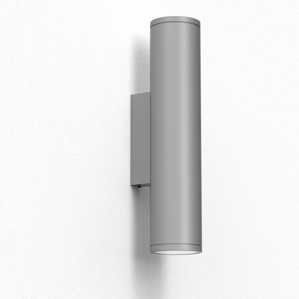 Bega Wall luminaires with two-sided light output BE 66516AK4 Silver