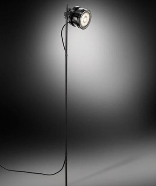 Bel Lighting Maxima 100 BL 7003.W11.02A Anodised black