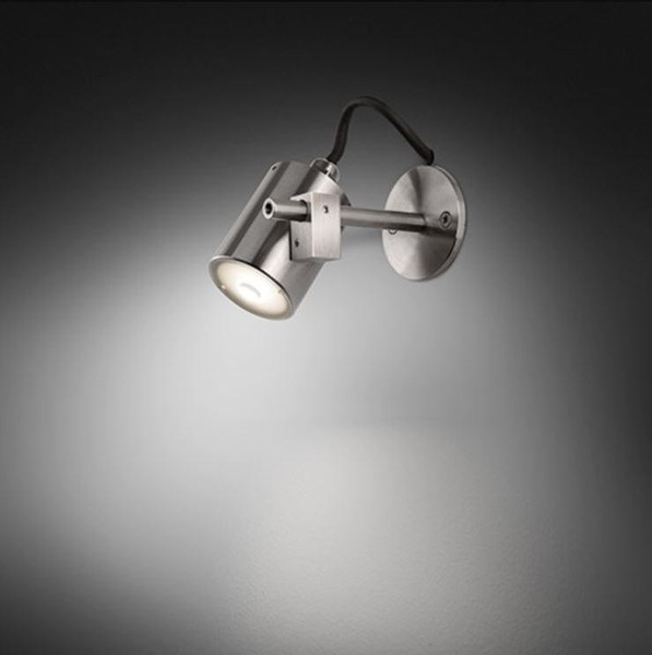 Bel Lighting Maxima 50 BL 7004.W27.04 Brushed stainless steel