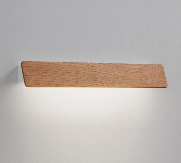 Bover Alba 60 LED Dim BV 2270101163 Natural oak / White