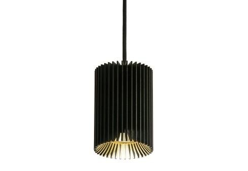 Dark Coolfin R suspension LED 14,6W 40° 4000K 700mA  DA 83402146404000 Black / Black