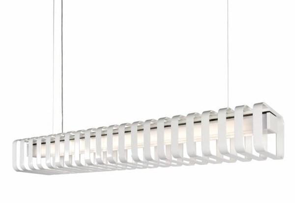 Dark Spine 2x28W DALI 1,5m  DA 5300323001R White