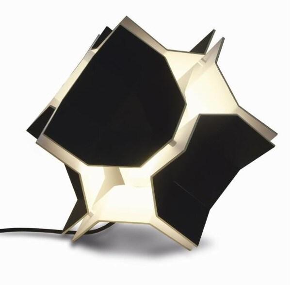 Dark T&T floor lamp  DA 6910200000 Black