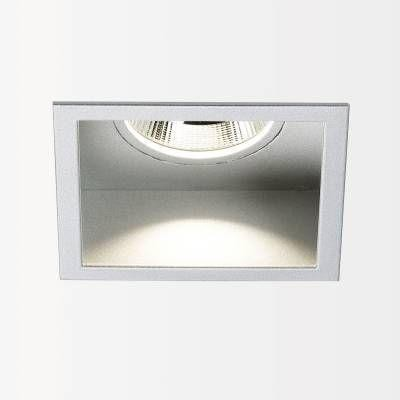 Delta Light Carree st LED 3033 s1 powerLED 6-8W/3000K  DL 202508122A Aluminium grey