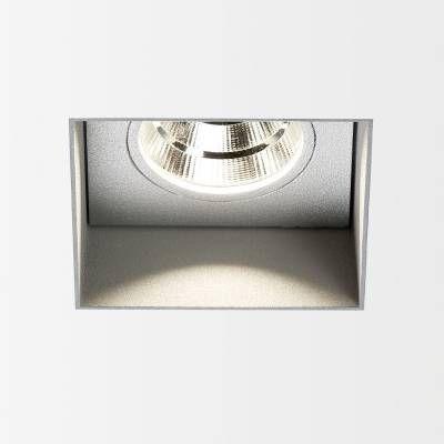Delta Light Carree trimless LED 2733 s1 powerLED 6-8W/2700k  DL 202518123W White