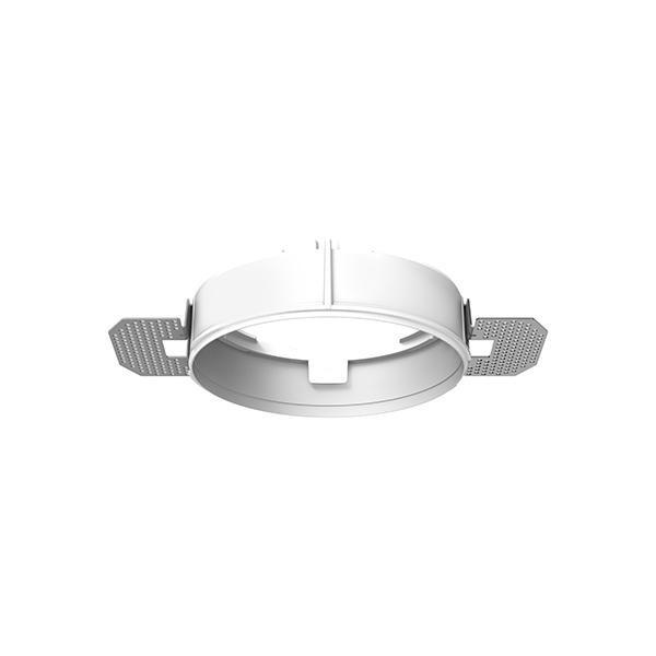 Flos Architectural Accessories Pre-installation frame adjustable no trim AN 08.8119.00 White