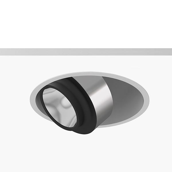 Flos Architectural Anthony Downlight Spot AN 03.6416.05B Chrome