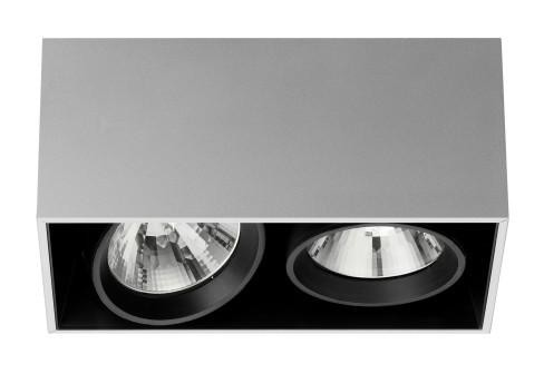 Flos Architectural Compass Box Large 2L Halo AN 03.1061.29 Anodised aluminium