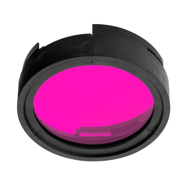 Flos Architectural Compass Spot Filter AN 08.8932.67.OD Red