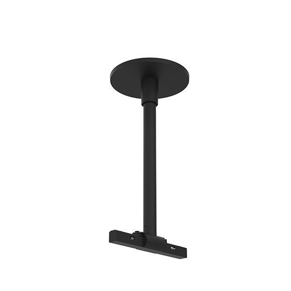 Flos Architectural Infra-Structure Mechanical Rod Rose ø140mm AN 06.5116.14 Black