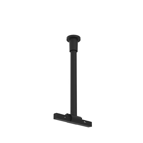 Flos Architectural Infra-Structure Mechanical Rod Rose ø50mm AN 06.5113.14 Black