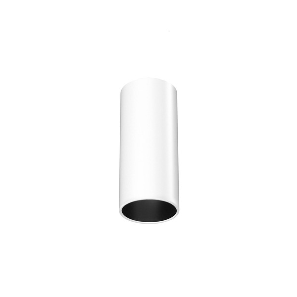 Flos Architectural Kap Surface Ceiling AN 03.4523.11 White / Black