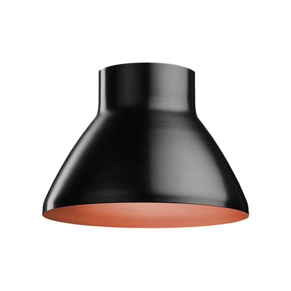 Flos Architectural Light Bell lampshade AN 07.9630.7C Matted black / Galvanic copper