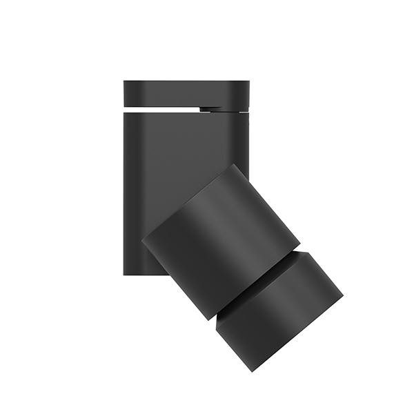 Flos Architectural Pure Solid Ceiling/Wall AN 09.2866.14 Black