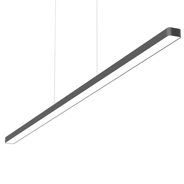 Flos Architectural Super Line Up & Down Indirect AN 03.9502.14 Black
