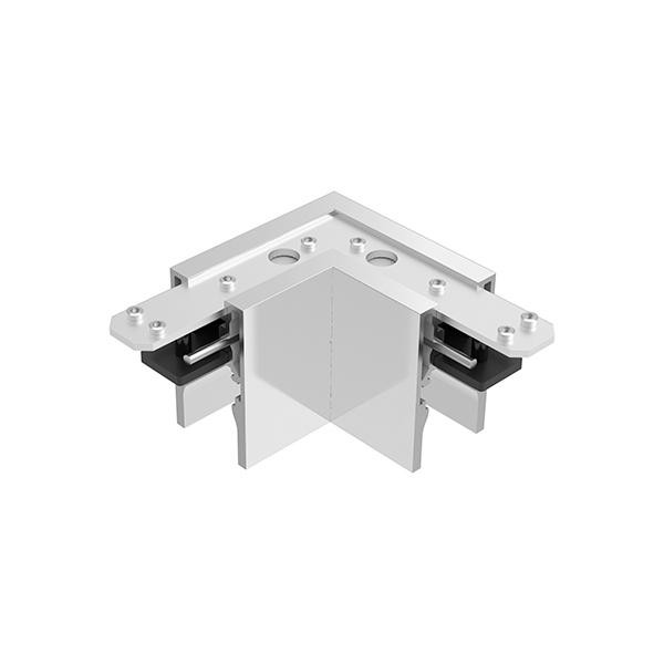 Flos Architectural The Tracking Magnet Corner 90° AN 06.5015.05 Chrome