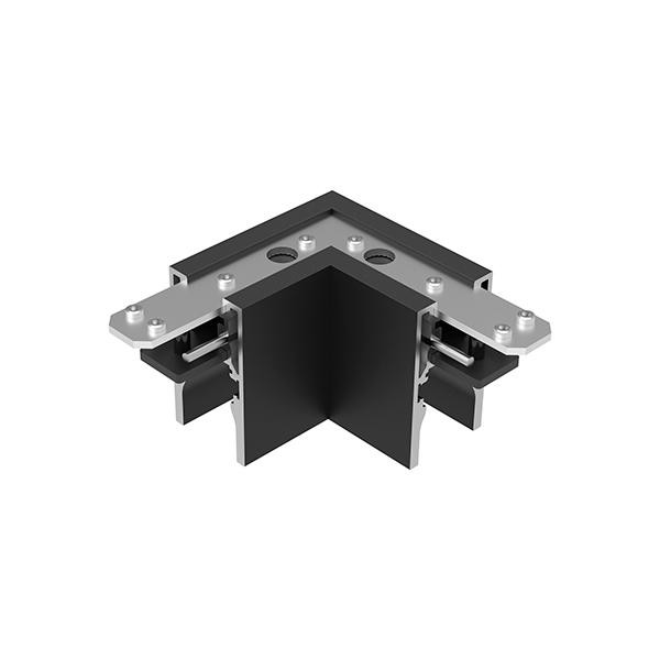 Flos Architectural The Tracking Magnet Corner 90° AN 06.5015.14 Black