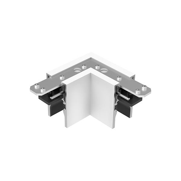 Flos Architectural The Tracking Magnet Corner 90° AN 06.5015.40 White