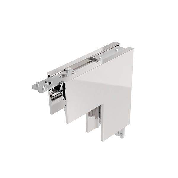 Flos Architectural The Tracking Magnet Corner Inner AN 06.5016.05 Chrome