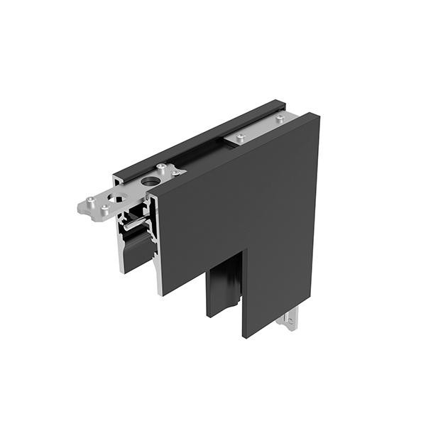 Flos Architectural The Tracking Magnet Corner Inner AN 06.5016.14 Black