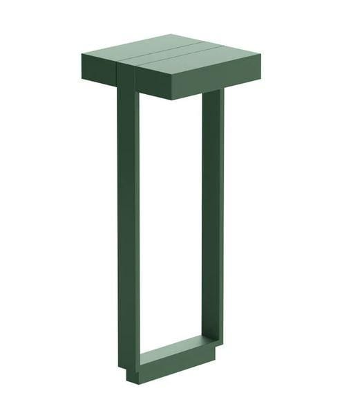 Flos Mile Bollard 2 600 Double Dali FL F015J42D012 Forest green