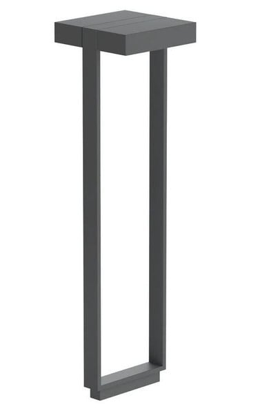 Flos Mile Bollard 2 900 Double FL F015K32A033 Anthracite
