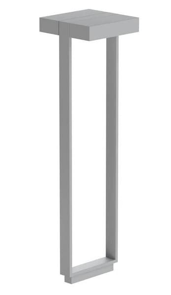 Flos Mile Bollard 2 900 Double FL F015K42A006 Grey