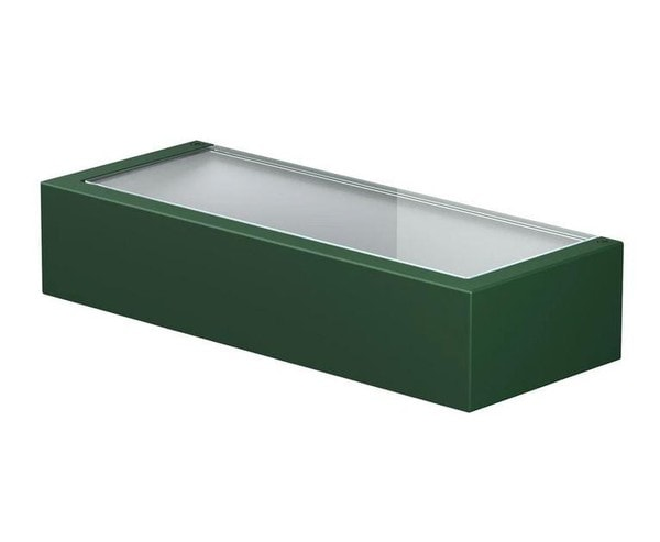 Flos Mile Wall 2 Washer Up FL F015E31A012 Forest green