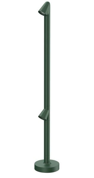 Flos Walkstick 2 930 Double 1-10V Dim FL F010C22B012 Forest green