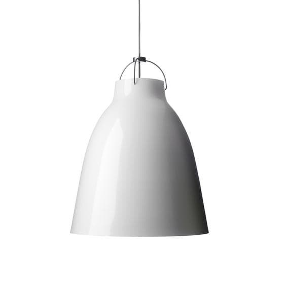 Fritz Hansen Lighting Caravaggio Matt P3 LY 14031313 White / White