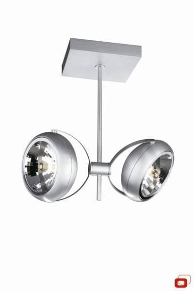 Lirio Helia 2x50W LI 57015/48/LI Aluminium