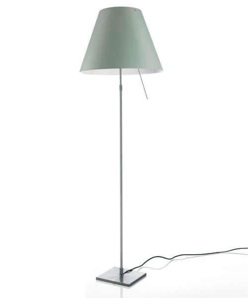 Luceplan Costanza LED D13tf L LP 1D13LT00F020 Aluminium