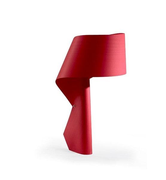 LZF Air Table LZ 1688-AIRMG26 Red