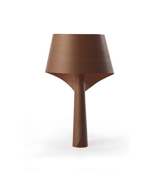 LZF Air Table LZ 1688-AIRMG31 Chocolate