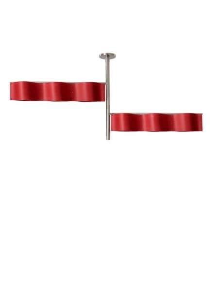 LZF Hola LZ 1688-OLA+2S26 Red