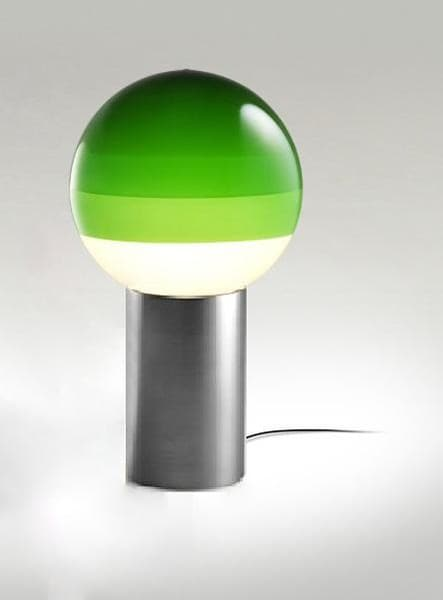 Marset Dipping Light S positions 1-3 MR A691-071 Green / Anthracite